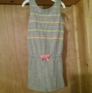 Kidgets Toddler girls 18 months romper nwot